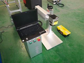 Máquina marcadora por láser 50W