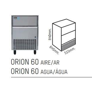 Maquina de hielo Orion 60 Agua