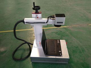 Máquina marcado por láser para metales 30W