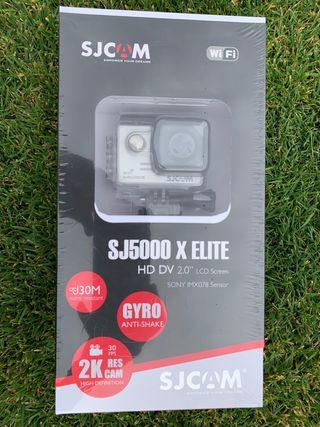 Videocamara deportiva gopro 4k