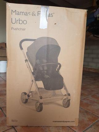 Silla de paseo Mamas Papas Urbo