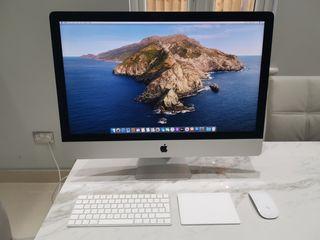 iMac, 27 inch, late 2015 model