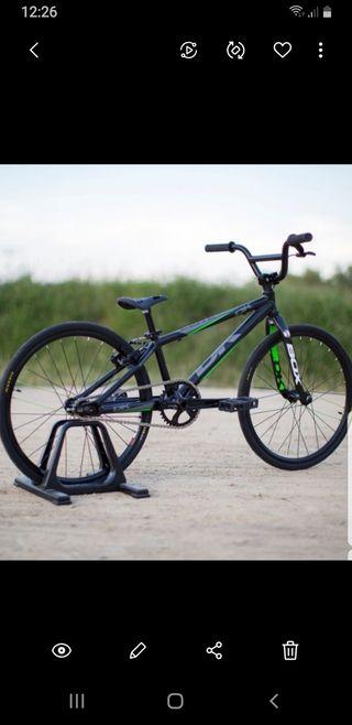 bicicleta bmx junior dk