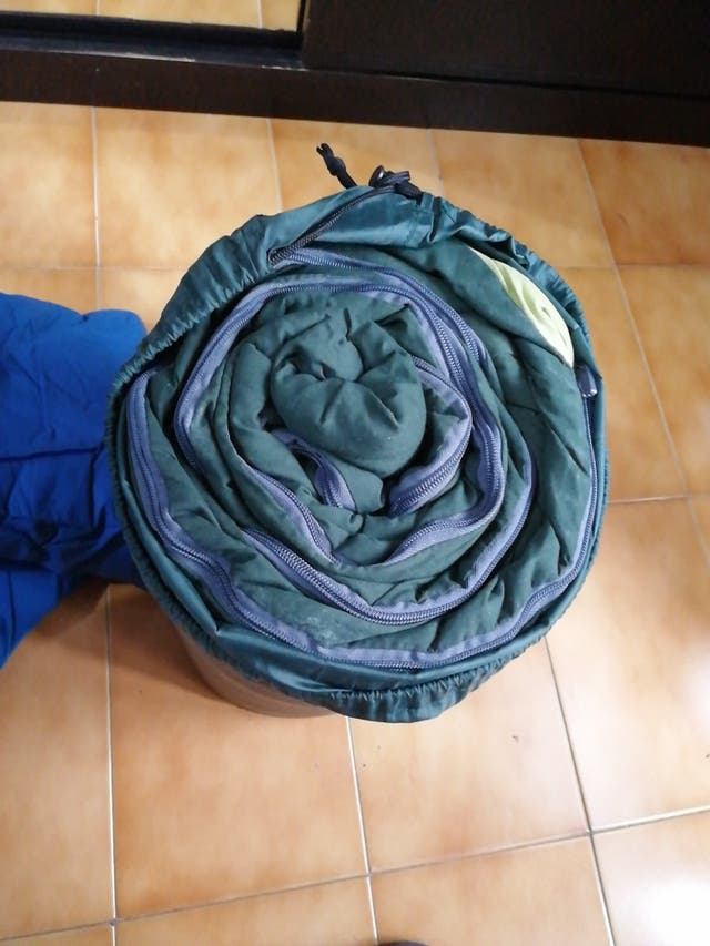 Sacos de dormir Quechua
