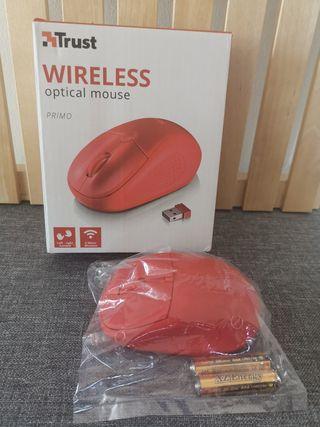 raton wireless mouse Trust