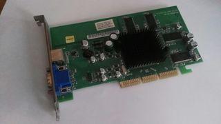 Tarjeta gráfica Radeon 9000LE 64Mb
