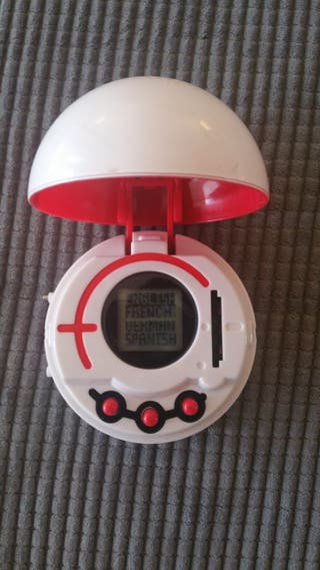 Pokemon cyber ultraball roja