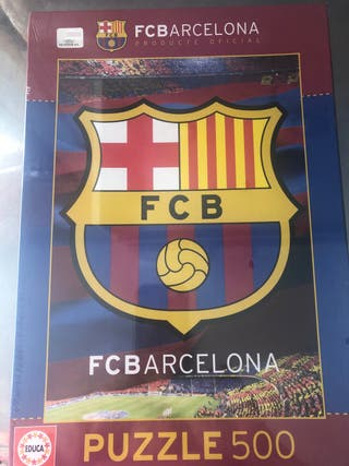 Puzzle F C Barcelona