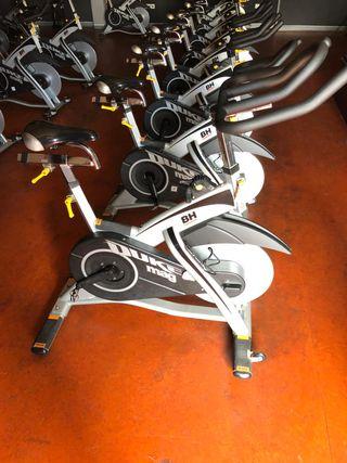 Bici spinning BH Duke Mag.