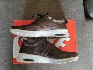 Sneakers con cámara de aire Nike mujer