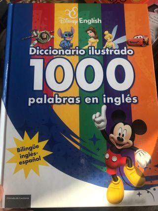 Diccionario infantil ilustrado NUEVO