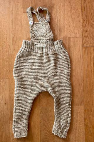 Peto Bass10 bebé 6-9 meses