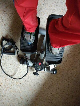 Aerobic fitness step
