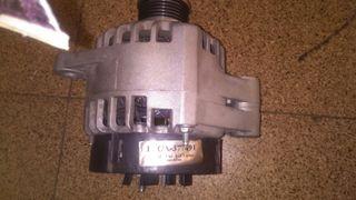 alternador de batería o generador de luz