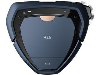 Robot aspirador AEG sin bolsa navegación 3D