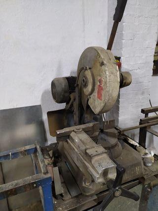 ingletadora para cortar hierro