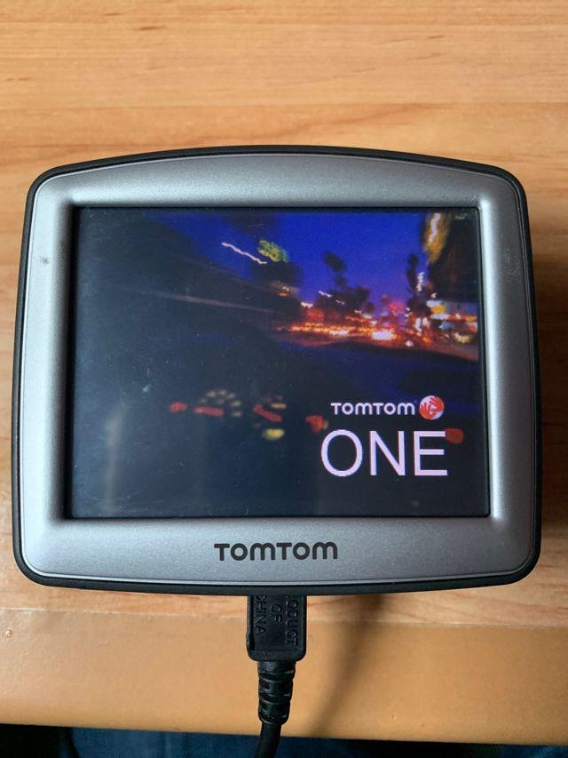 Gps TomTom One Canada310