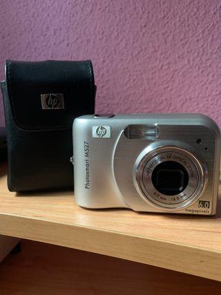 Cámara digital Hp Photosmart M527 6.0 Megapixels