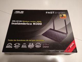 Modem Router ADSL inalámbrico
