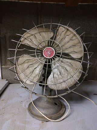 Ventilador antiguo en WALLAPOP