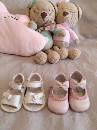 sandalias / zapatos bebé n17