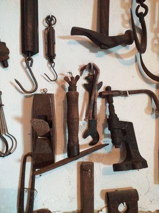Museo de Herramientas Antiguo