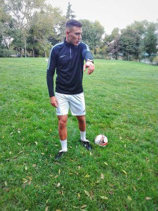 Entrenador Personal especializado en Fútbol