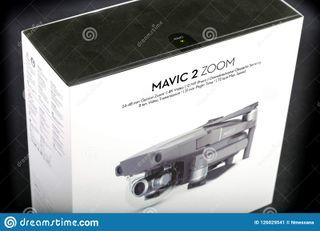Dron Mavic 2 Zoom de DJI