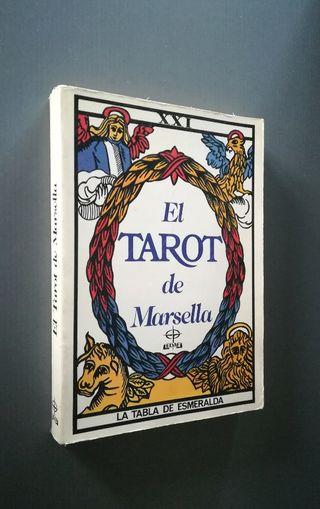 EL TAROT DE MARSELLA.. La Tabla de Esmeralda
