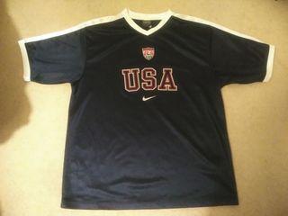 USA shirt soccer football Nike
