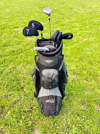 Conjunto palos Pitch&Putt / Golf