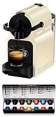 Nespresso De'Longhi Inissia EN80.CW - Cafetera mon