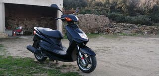 Moto Scoter OPORTUNIDAD IMPECABLE