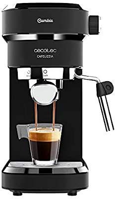 Cecotec cafetera Espresso Cafelizzia 790 Black par