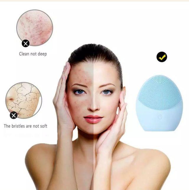 Mini masajeador facial