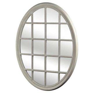 Espejo de ventana ovalado NUEVO ESTRENAR