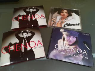 CHENOA CDs y DVDs