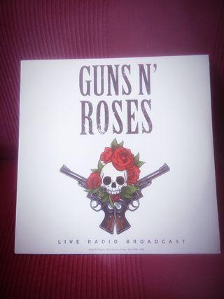 Guns n'roses vinilo