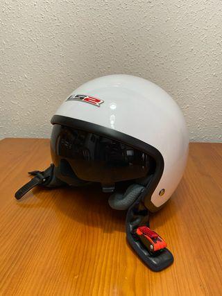 Casco de moto LS2 Helmets