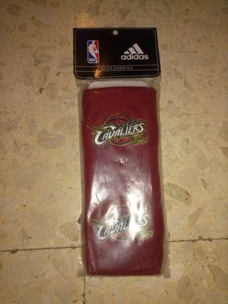 Cleveland Cavaliers NBA Adidas 2x wristbands
