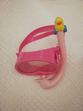 gafas snorkel baby born