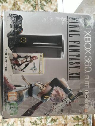 Microsoft Xbox 360 elite.120gb precintada!!