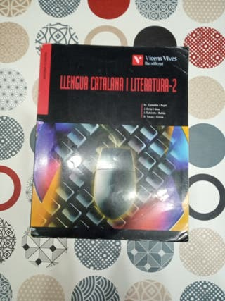 Llengua catalana y literatura - 2