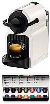 Krups Nespresso Inissia XN1001 - Cafetera monodosi