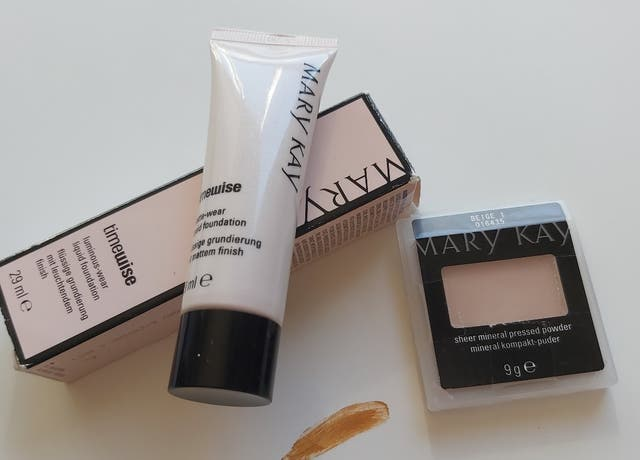 pack cosmetica Mary kay