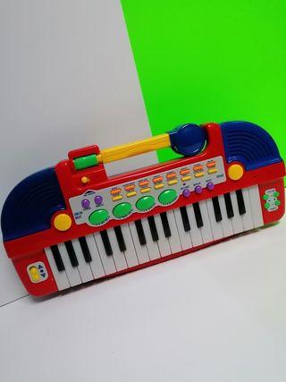 ORGANO PIANO MULTIPLES OPCIONES!!