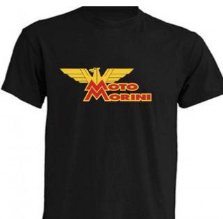 Camiseta moto morini