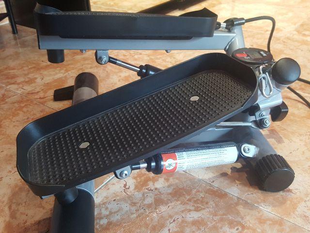 maquina de step. eliptica nueva