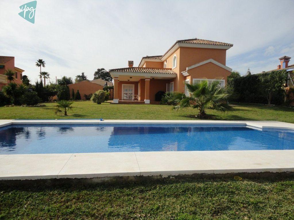 Espectacular Villa en Estepona (La Gaspara, Málaga)