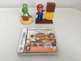 Juego Nintendo DS ¡Cocina Conmigo!